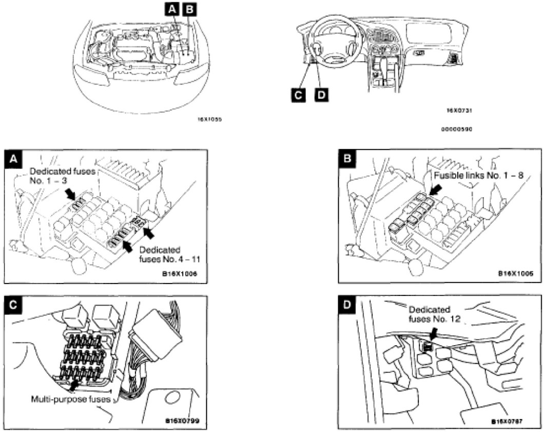 ... 2007 chrysler sebring interior fuse box psoriasisguru com 2006 PT  Cruiser Fuse Box Diagram