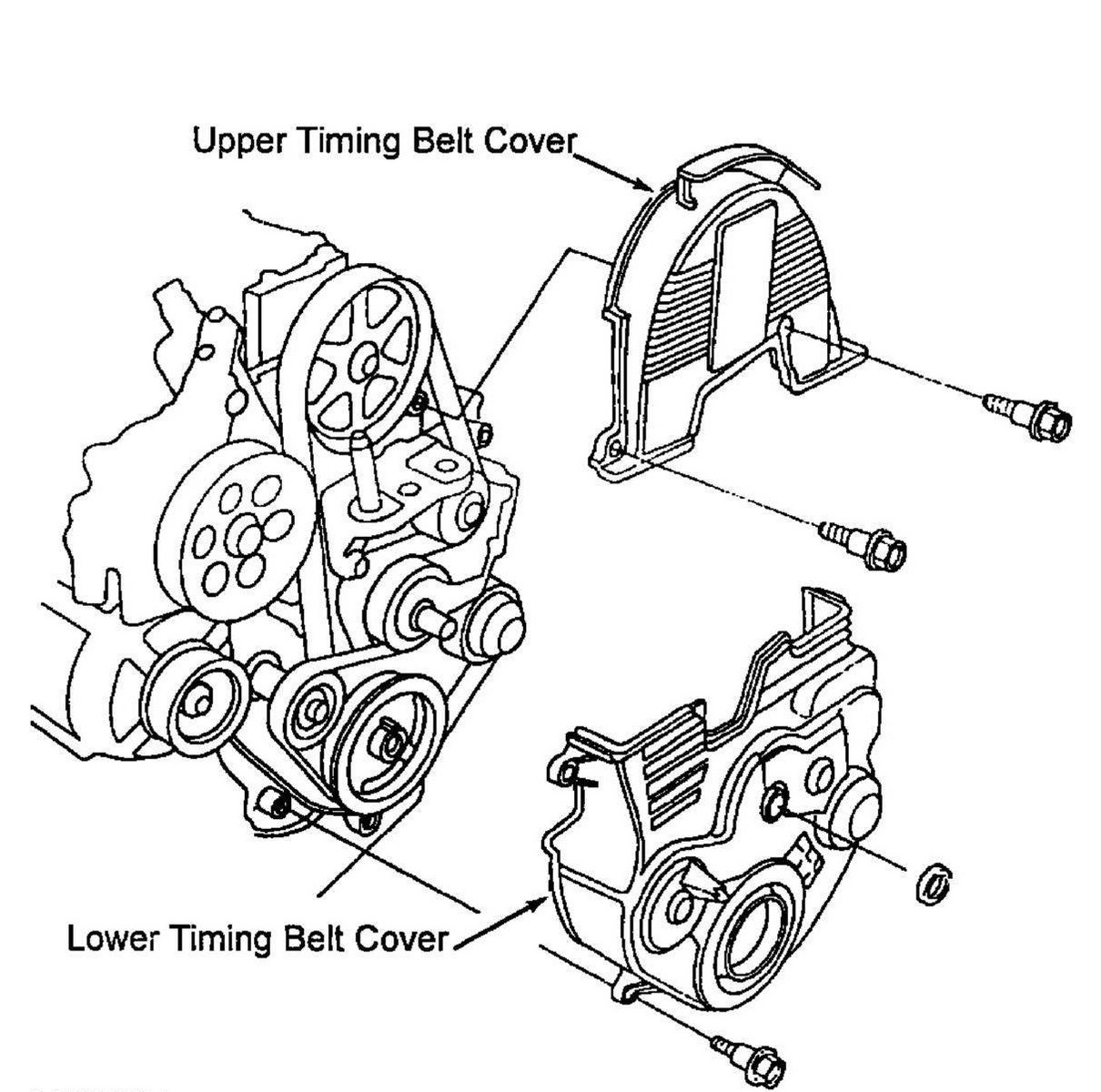 97 Honda Accord Tdc Sensor Location