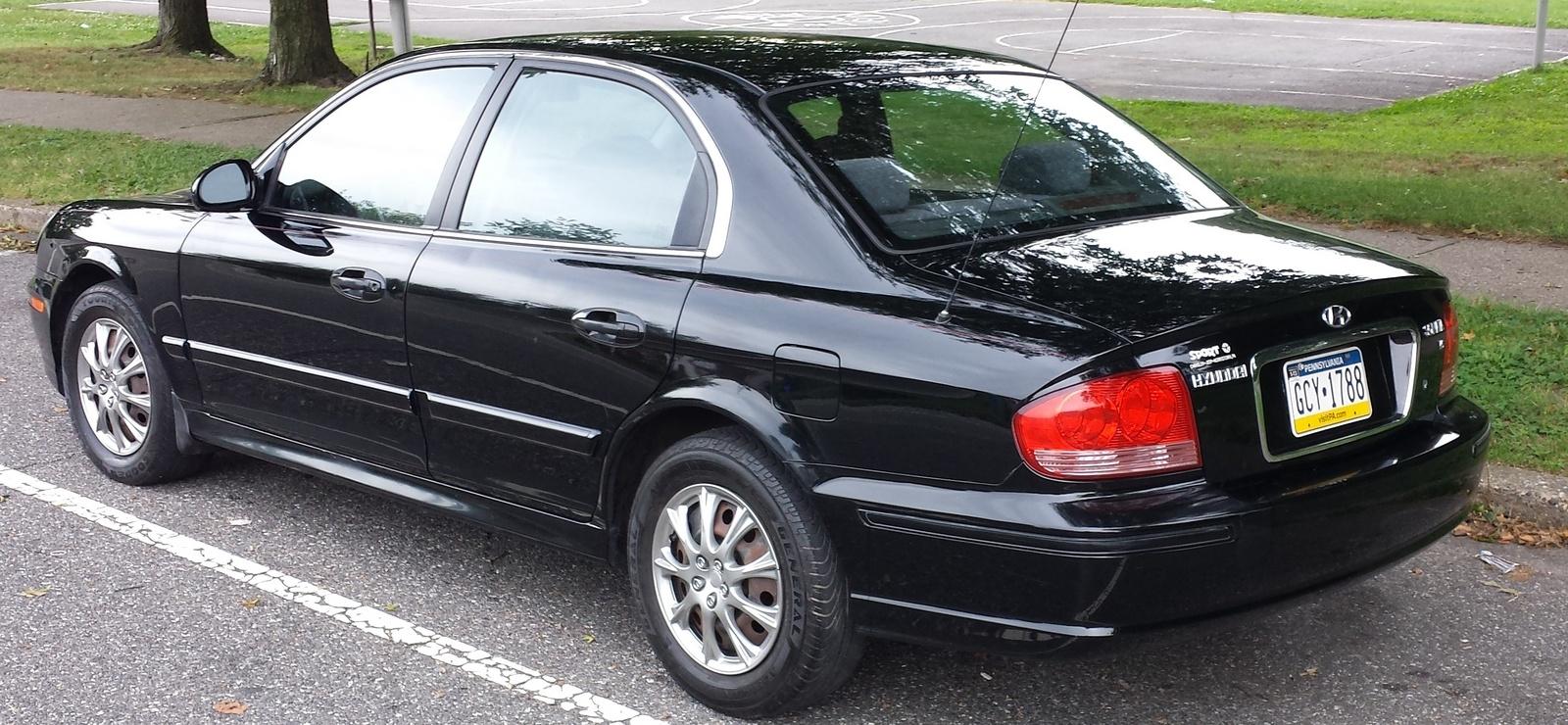 2005 Hyundai Sonata Pictures Cargurus