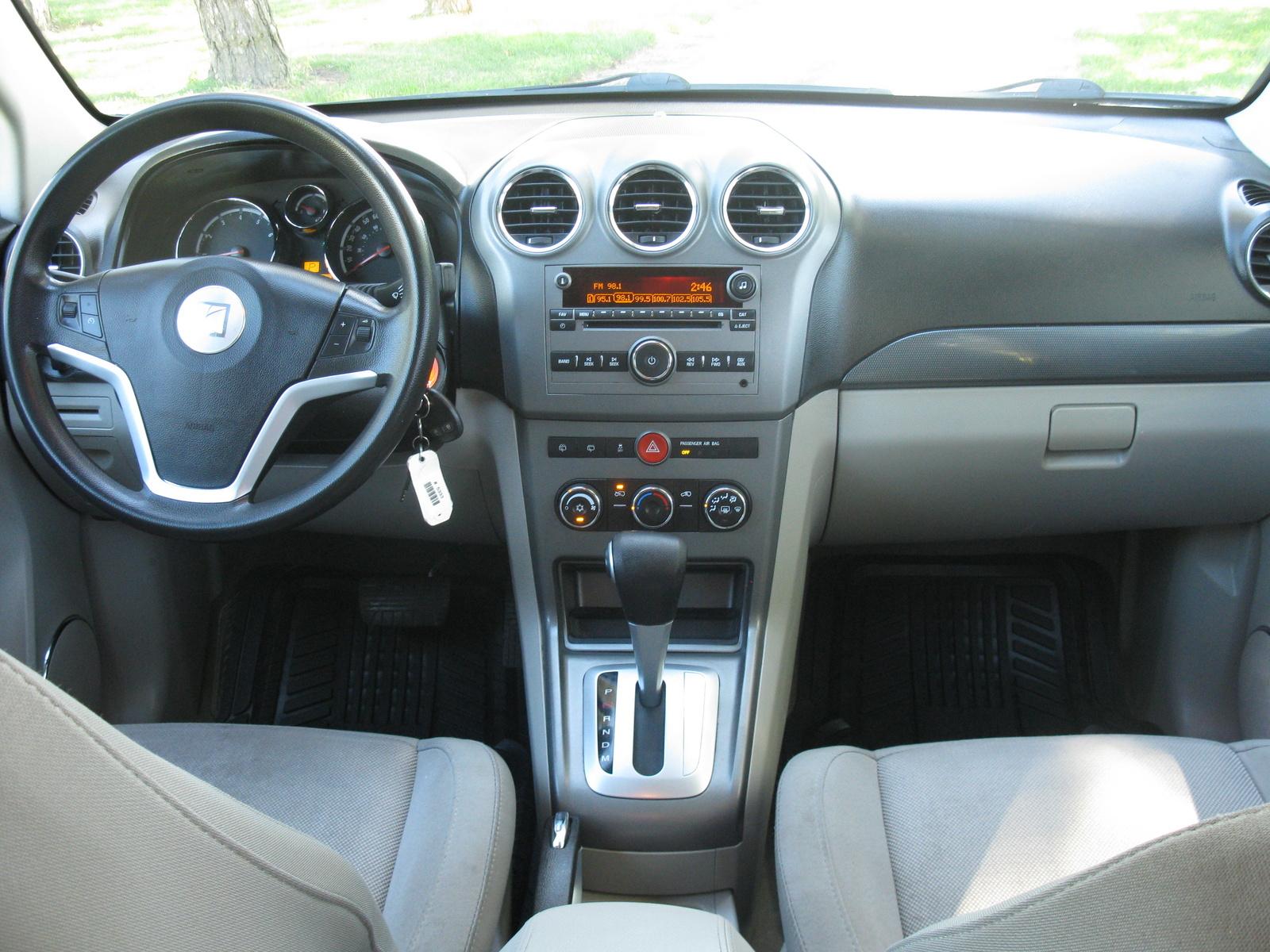 2008 Saturn Vue Interior