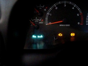 Dodge Ram 1500 Questions  Electrical problem, Dashboard Panel Gages Dead, Check Engine Light