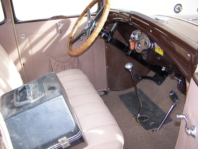 Picture Of 1931 Ford Model A Coupe Interior Gallery Worthy