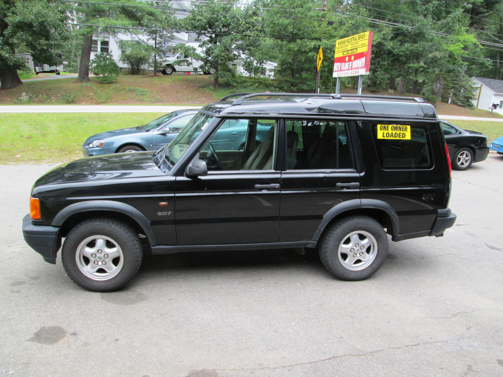 land rover 2001 28 images 2001 land rover discovery series ii