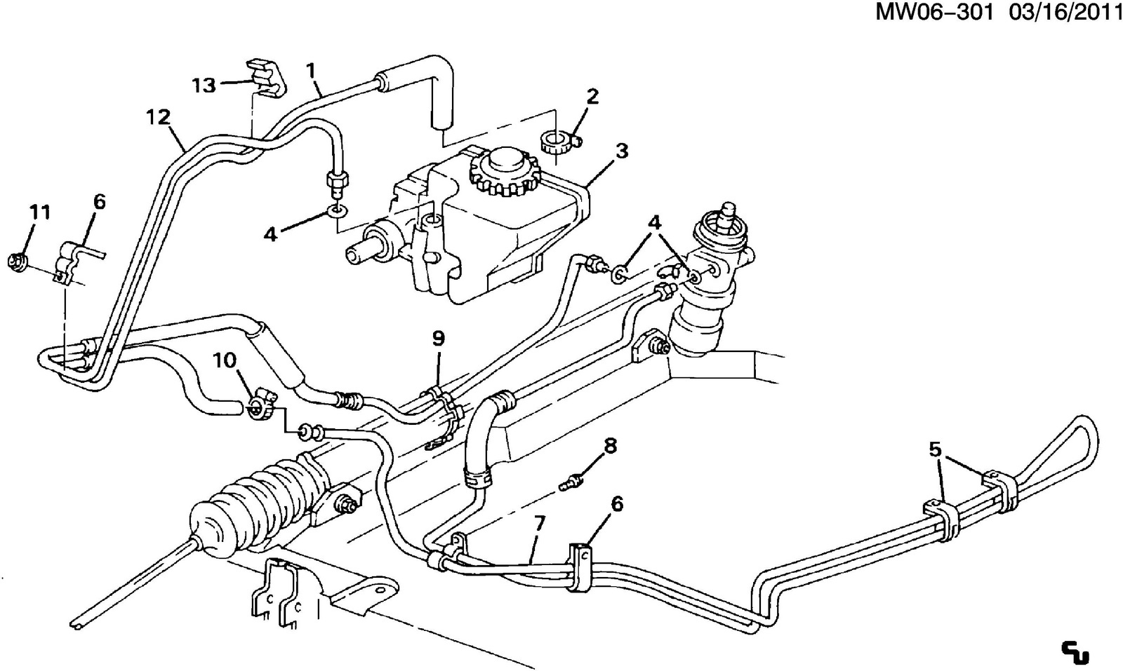 Buick Century Fuel Line Diagram
