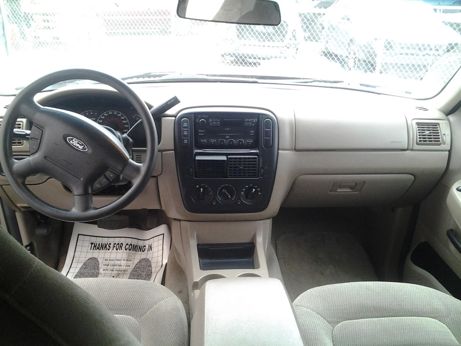 2002 Ford Explorer Pictures Cargurus