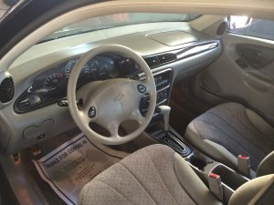 Picture of 2000 Chevrolet Malibu LS interior