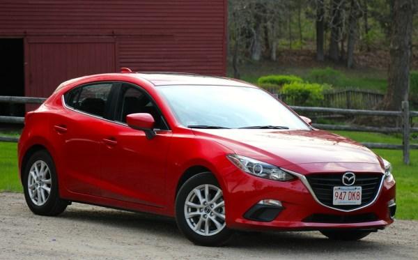 2014 Mazda MAZDA3 Test Drive Review CarGurus