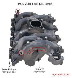 Ford F150 Questions  97 f150 intake manifold  CarGurus