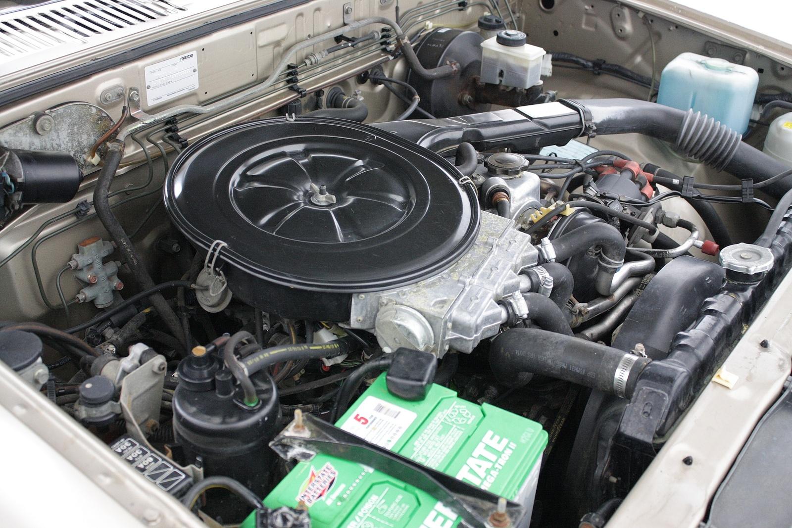 1999 Mazda B2000 Wiring Diagram Fuse