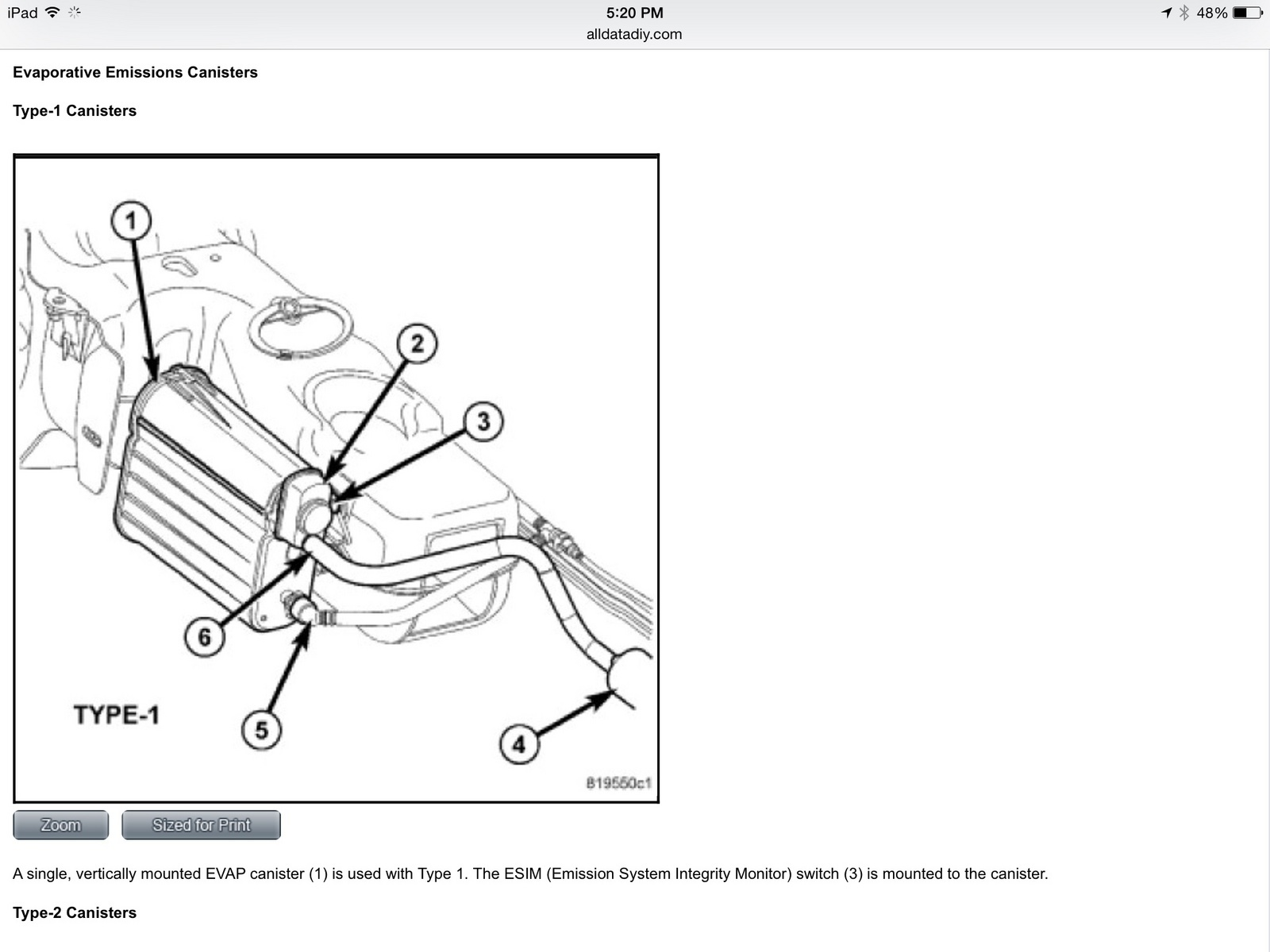 Dodge Ram Fuel System Diagram