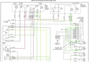 Engine Lights Diagram | Wiring Library