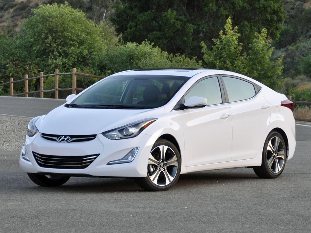 2015 Hyundai Elantra Test Drive Review CarGurus