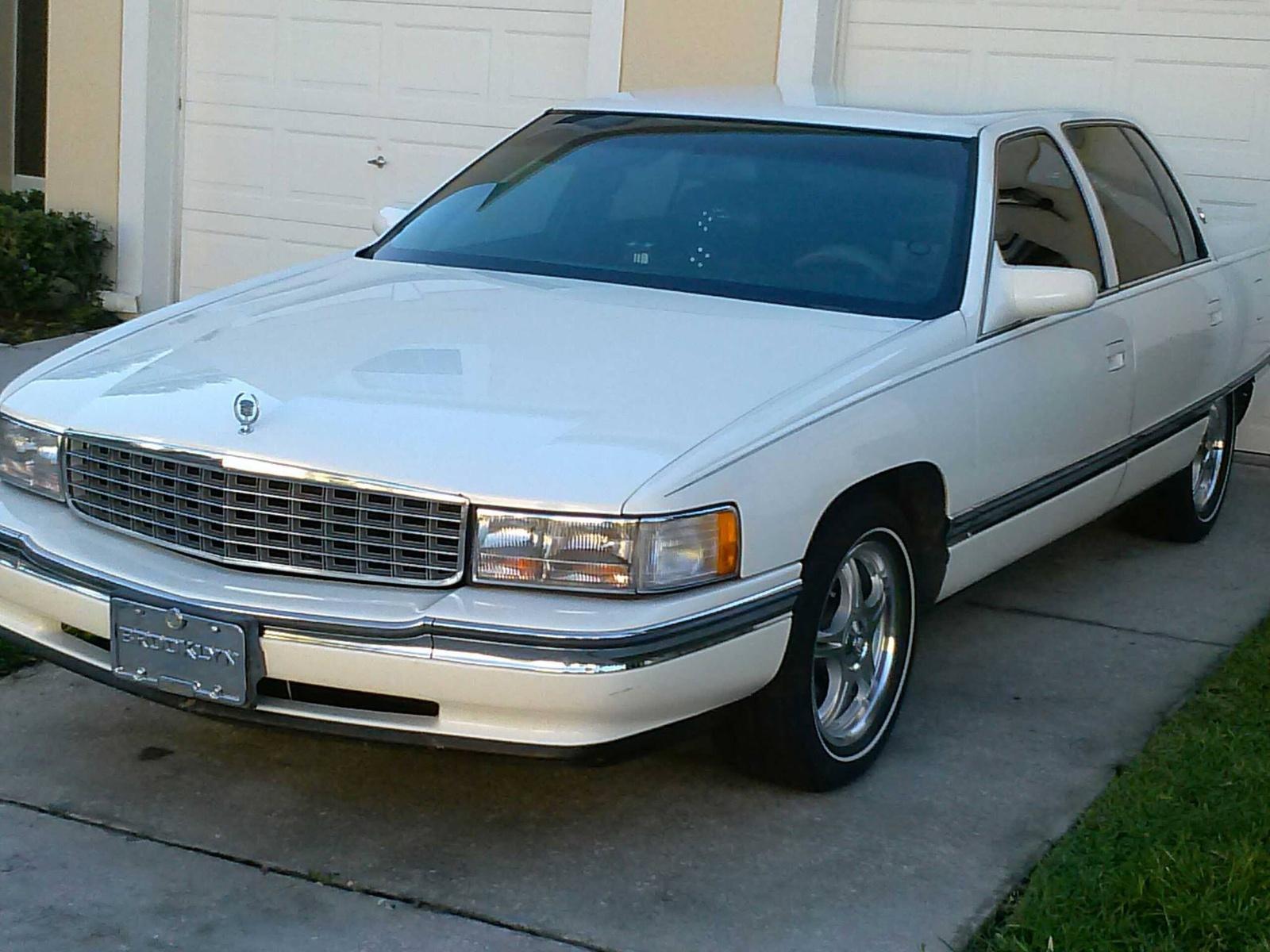 Cadillac DeVille Questions