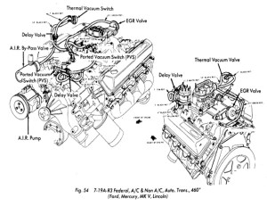 Lincoln Continental Questions  Do crescent holes on a carburetor mounting gasket matter?  CarGurus