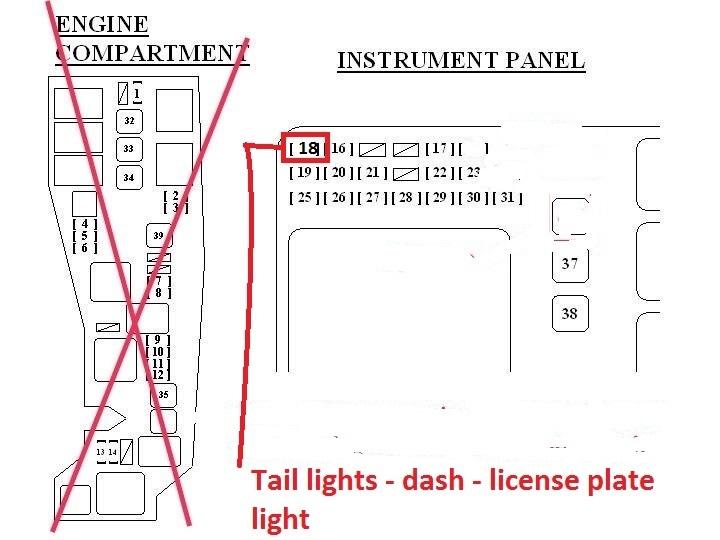 1998 Honda Crv Dashboard Lights Not Working