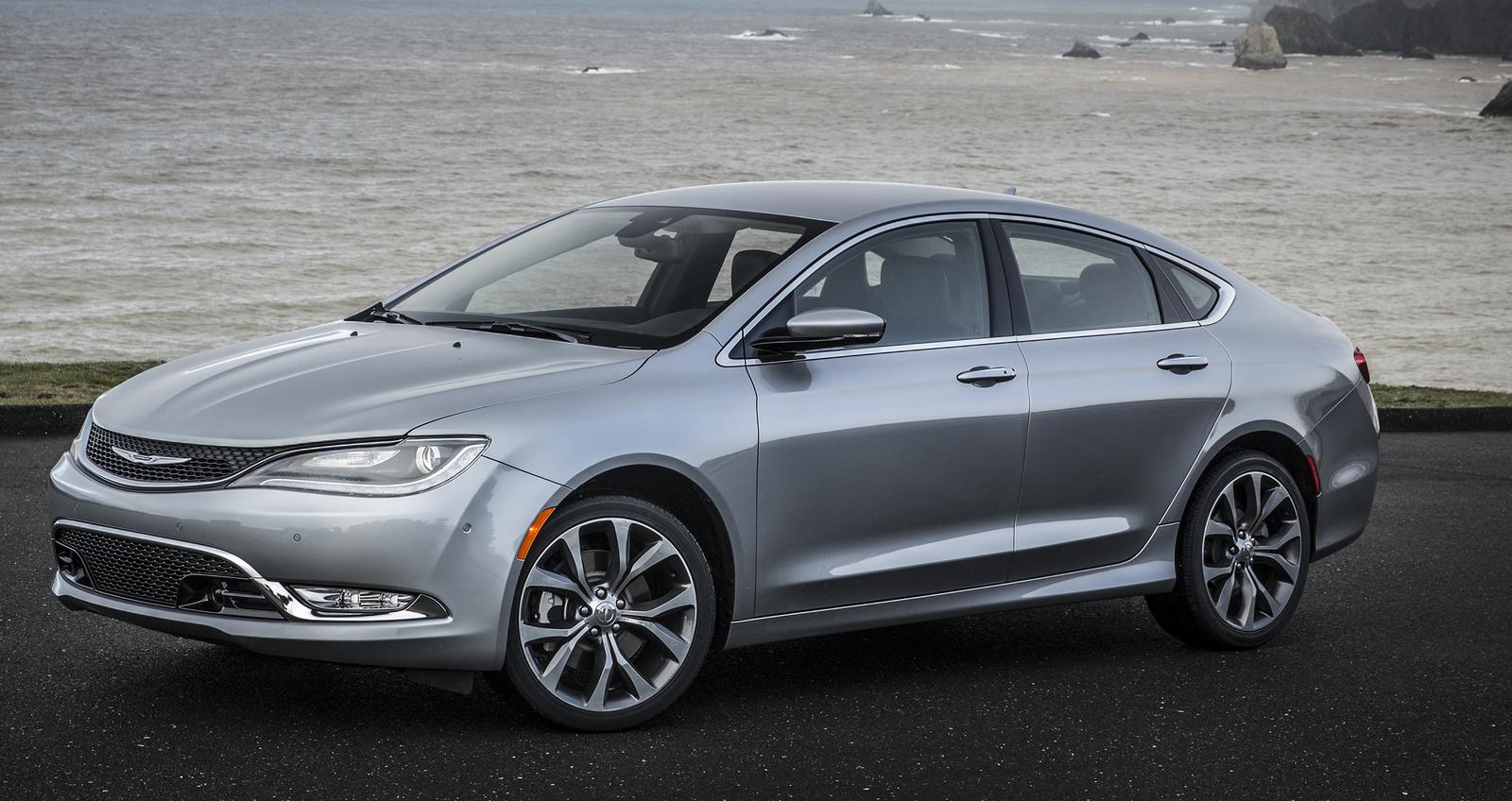 2016 Chrysler 200 Review CarGurus