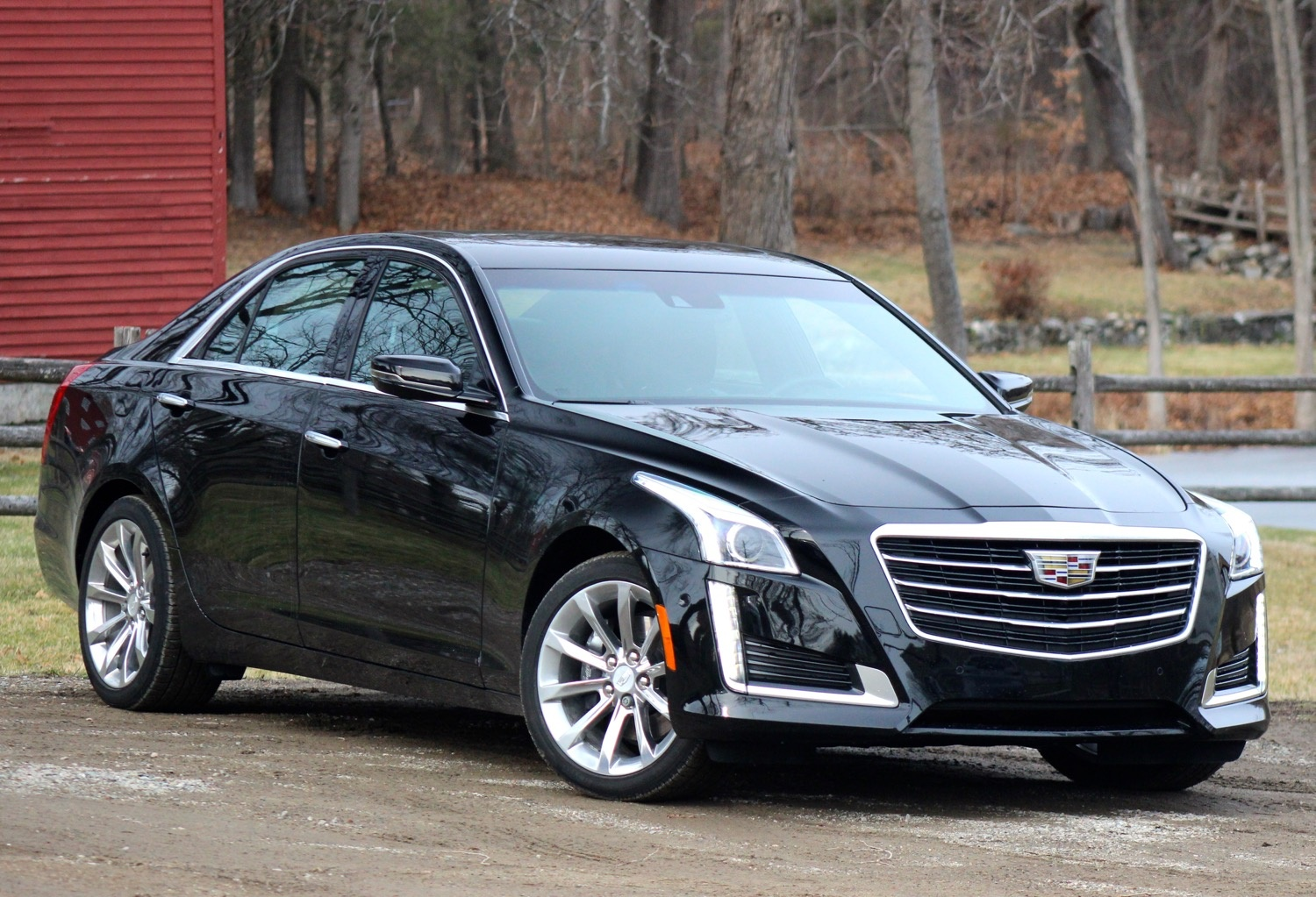 2016 Cadillac CTS Test Drive Review CarGurus