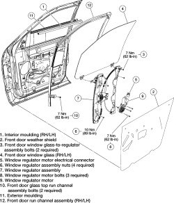 2002 Ford Explorer Window Motor Diagram  impremedia