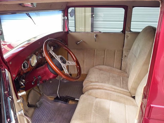 Picture Of 1929 Ford Model A Base Interior Gallery Worthy