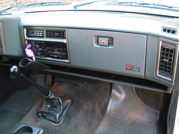 Chevy s10 interior for 1996 chevy tahoe interior parts