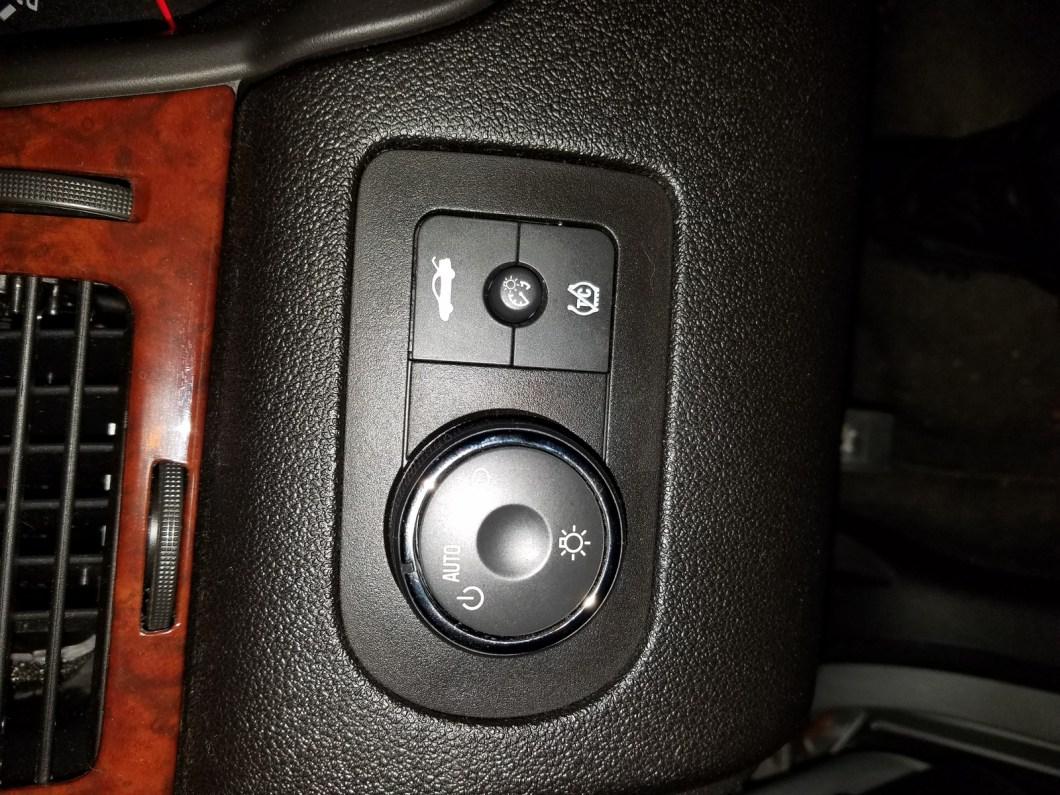Don Hattan Chevrolet >> Chevy Express Interior Lights Wont Turn Off ...