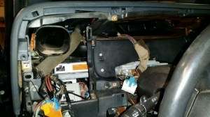 Chevrolet Silverado 1500 Questions  where is TCCM located