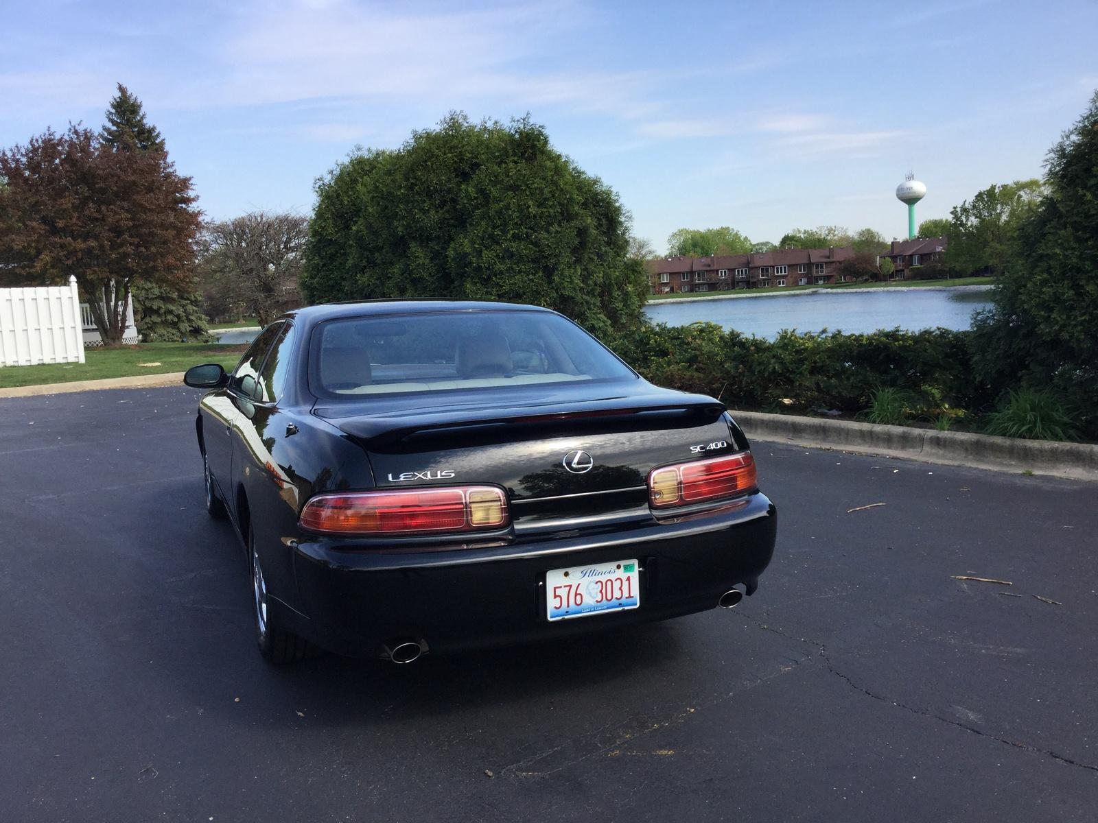 1998 Lexus SC 400 Overview CarGurus