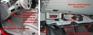Jeep Liberty Questions  2011 Jeep liberty brake controller trailer plug location?  CarGurus