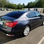 2016 Acura Rlx Sport Hybrid Test Drive Review Cargurus