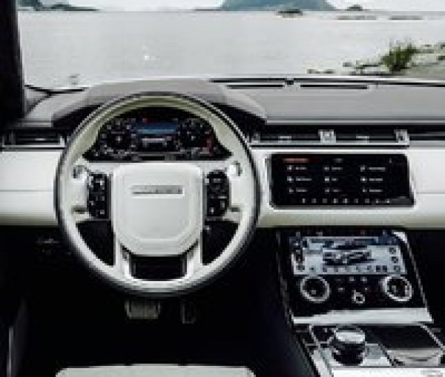 Picture Of  Land Rover Range Rover Velar D R Dynamic Hse Interior