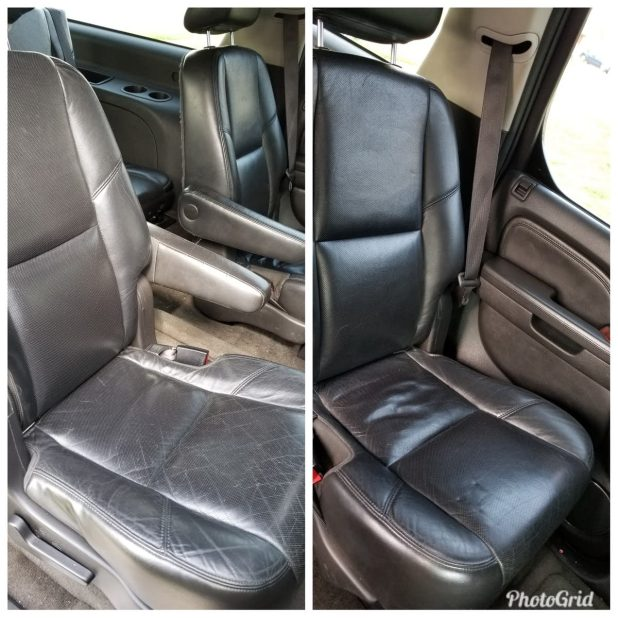 2007 Cadillac Escalade 2nd Row Bench Seat