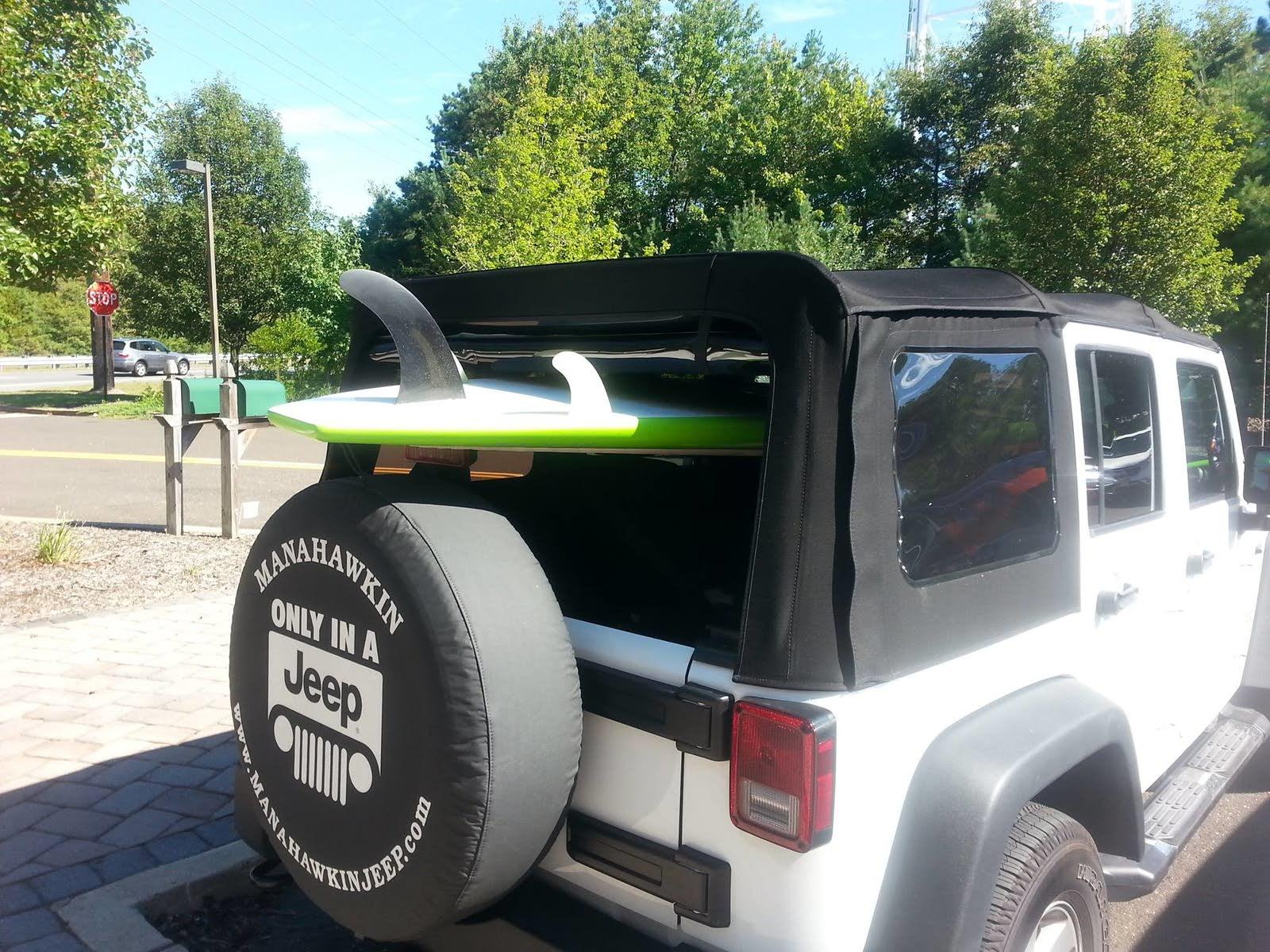 jeep wrangler soft top roof rack
