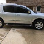 2010 Nissan Armada Test Drive Review Cargurus