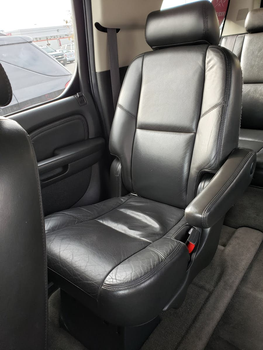 Cadillac Escalade Esv Questions Can I Switch My Two Captian Seats Into A Bench Cargurus