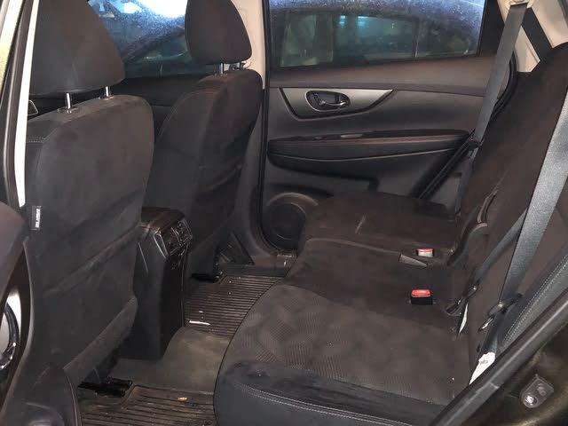 2014 Nissan Nv Interior