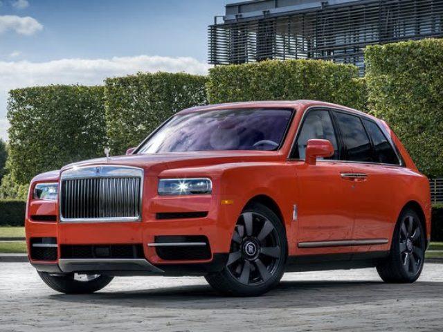 2020 Rolls Royce Cullinan Pictures Cargurus
