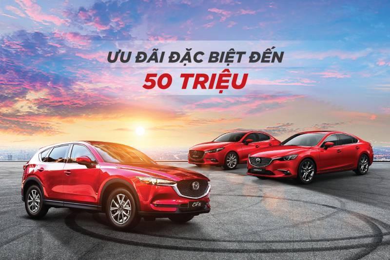 Mazda ưu đãi mua xe tháng 3/2019 | Carmudi.vn