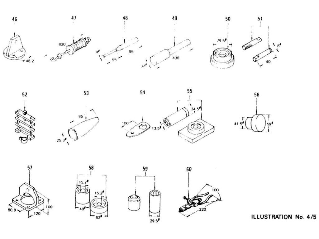 Datsun Z Special Tools
