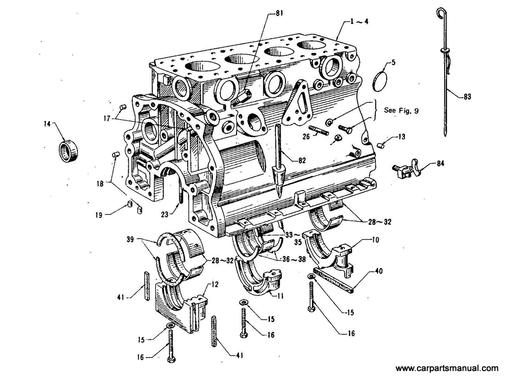 Engine Block Parts