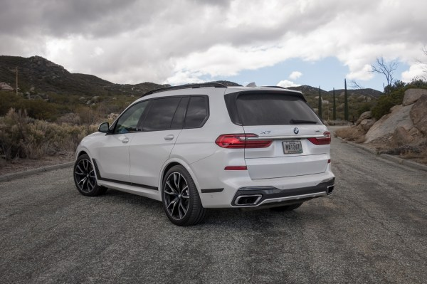 2019 BMW X7: 4 Things We Like, 3 We Don't | News | Cars.com