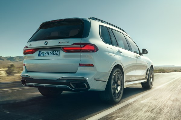 2020 BMW X5, X7 Get More Grunt With M50i V-8 Performance ...