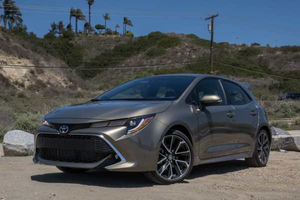 2019 Toyota Corolla Hatchback First Drive: The Changes It ...