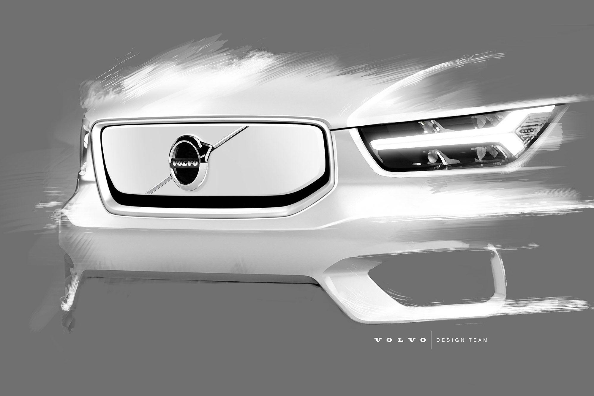 Volvo S Getting All Charged Up About Electric Xc40