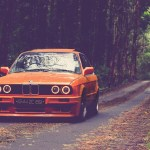 Just Sharing My Current Build M50 Swapped E30 325i Sedan Colour Is Fire Orange From The E92 M3 Gts Country Is Mauritius