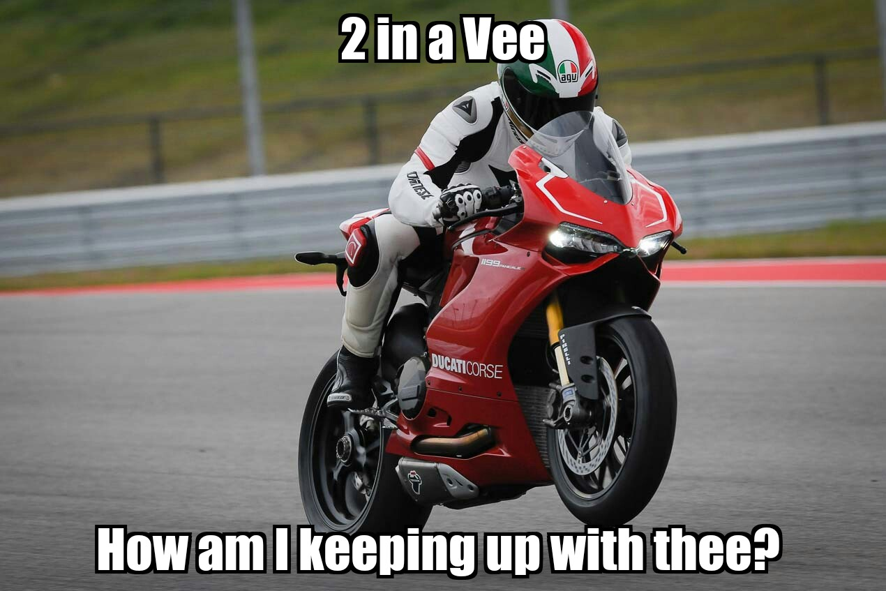 Ducati Happy Birthday Memes