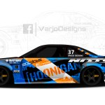 I Ve Drawn A Silvia S14 Based Drifter Recently Opinions
