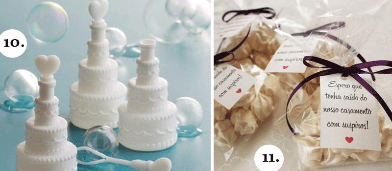 Foto: Lembrancinhas de Casamento Criativas | Divulgação