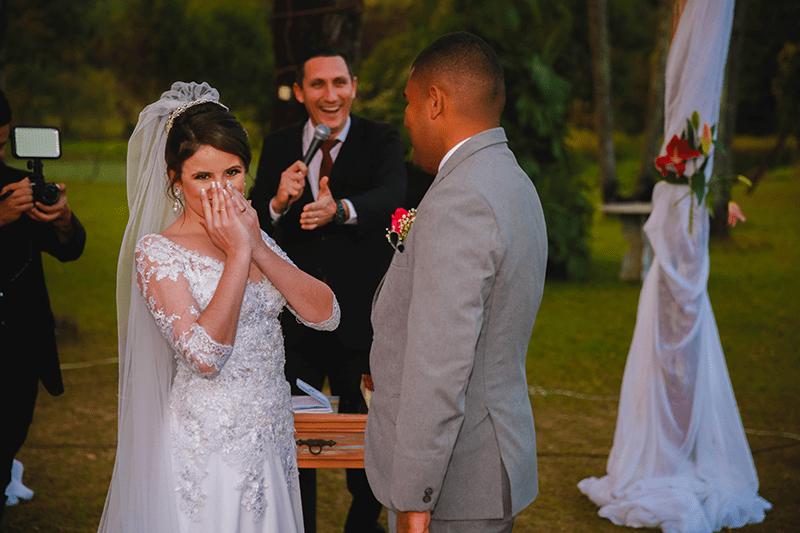 Casamento no campo Priscila e Janilson