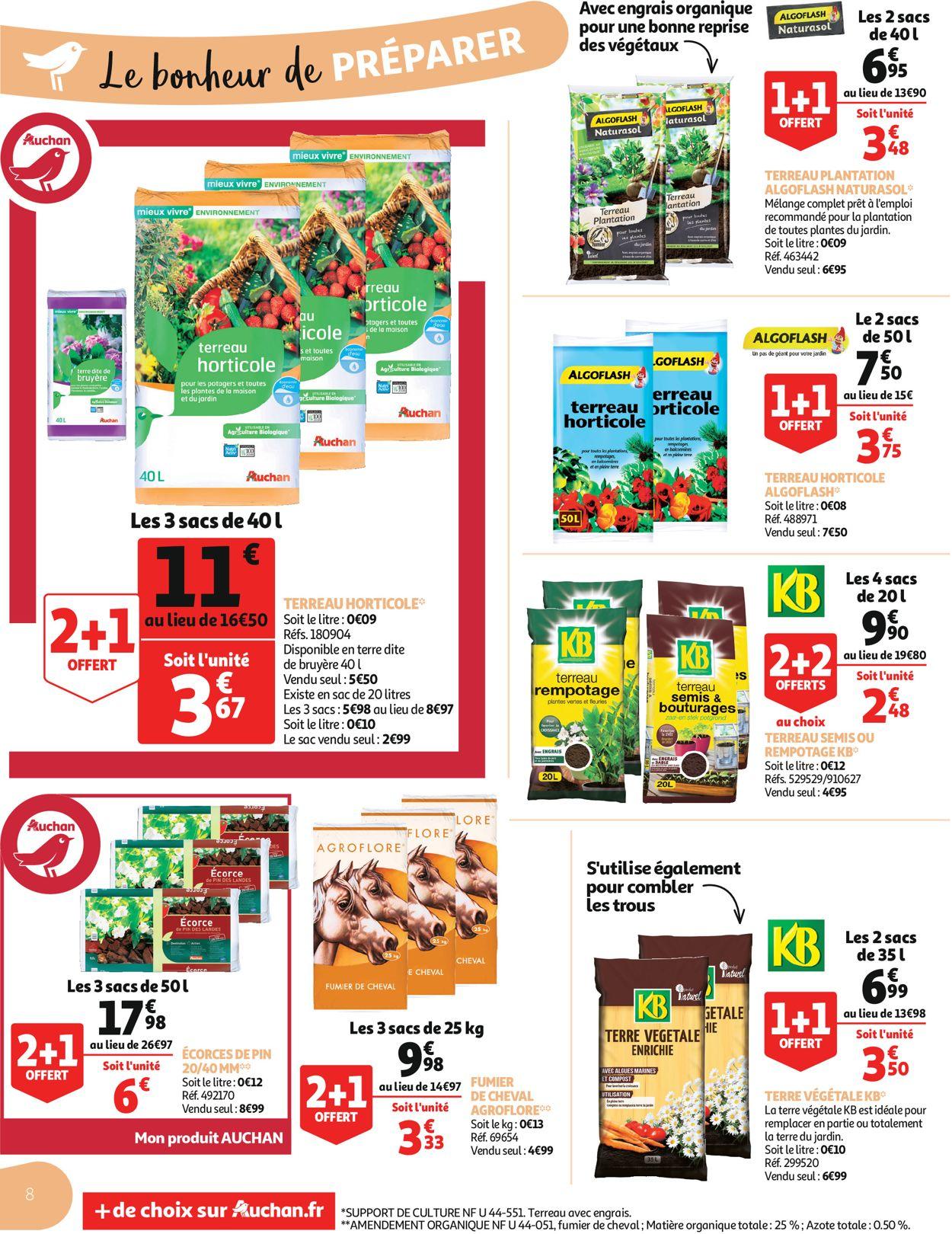 Auchan Catalogue Actuel 26 02 07 03 2020 8 Catalogue 24 Com