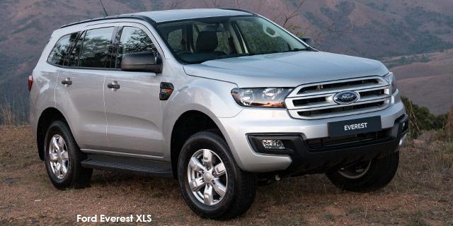 Everest 2.2 TDCi XLS 6MT 4X4 SUV   Eastvaal Motors Witbank ...